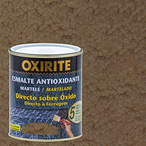 Xylazel oxirite - Esmalte metal martele 750ml cobre