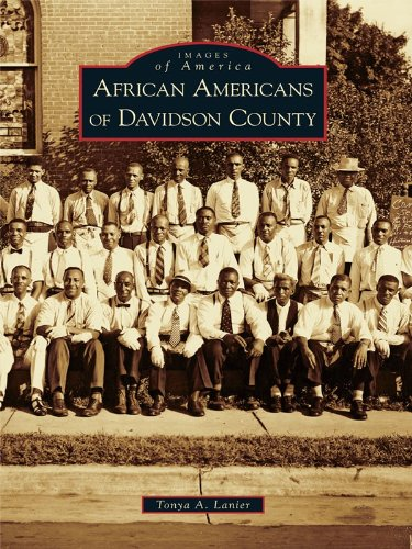 african-americans-of-davidson-county-images-of-america-english-edition