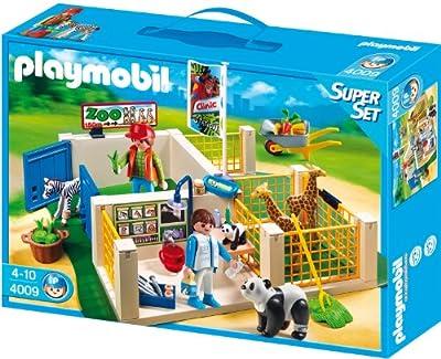 Clínica veterinaria de Playmobil (4009)