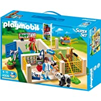 Playmobil - Superset: clínica veterinaria (4009)