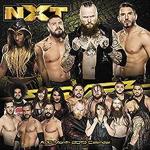 NXT Wall Calendar (2019)