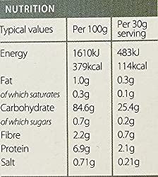 Doves Farm Organic Gluten Free Cornflakes, 375g