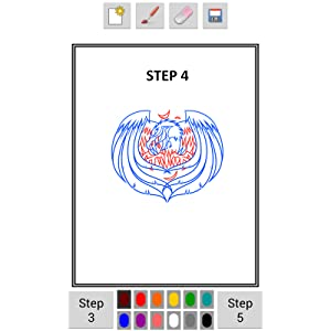 ef4777107 Drawing Tattoo Step By Step Vol - 1: Amazon.co.uk: Appstore for Android