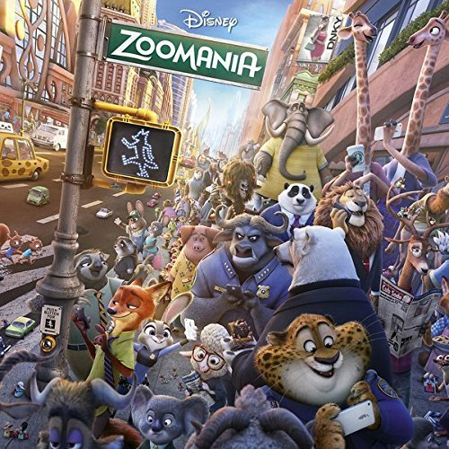 Zoomania (Zootopia). Original Soundtrack