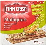 Finn Crisp Multigrain Crispbread 175 g (Pack of 9)