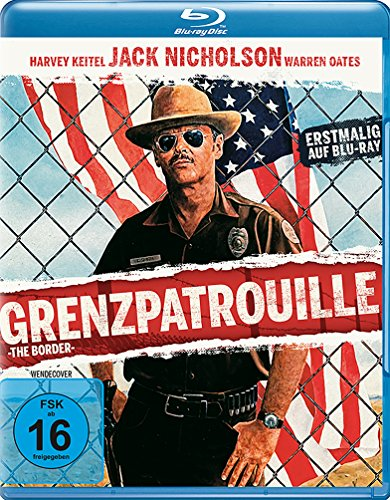 The Border (Grenzpatrouille) [Blu-Ray Region B Import - Germany]