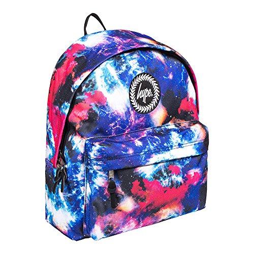 HYPE Cosmic Ray Backpack Multi School bag AW17384 HYPE Bags