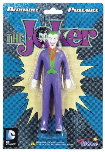 Toysmith The Joker 5 Bendable Figure