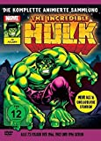 The Incredible Hulk - Die komplette animierte Sammlung [8 DVDs]