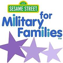 Sesame Street para Familias Militares