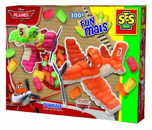 Ses - 24997 - Kit De Loisirs Créatifs - Eco Funmais - Disney Planes
