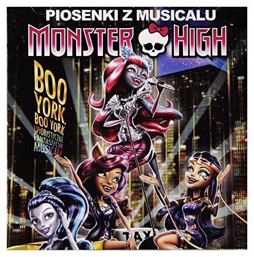 Monster High - Boo York Boo York Soundtrack [Polish Edition] [CD]