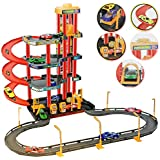 FunkyBuys® Level Modern Garage Sets Kids Play Set Toy