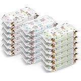 Mama Bear - Disney - Lingettes biodégradables pour peaux ultra-sensibles (18x60 | 1080 lingettes)
