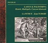 Motetti, madrigali e canzoni diminuiti = Motets, madrigaux et chansons   Lassus, Roland de (1532-1594). Compositeur