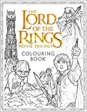 The Lord of the Rings Movie Trilogy Colouring Book (Colouring Books)