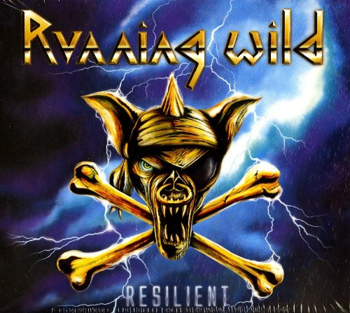 Running Wild: Resilient (Ltd.Ed.) (Audio CD)
