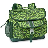 Bixbee Kids Dino Camo Green Camouflage Backpack