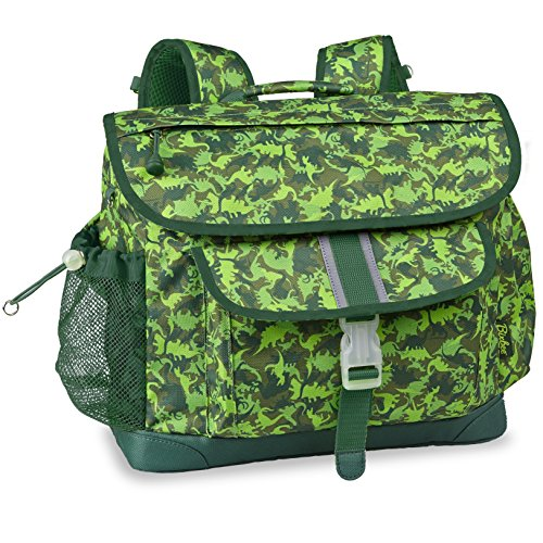 Bixbee Kids Dino Camo Green Camouflage Backpack