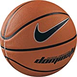 Nike Dominate Basketball, amber/black, 7 Zoll