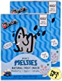 The Mumum Co. Mighty Melties Natural Freeze Dried Fruit Snack Healthy Snacks for Kids, Blueberry Apple Banana, 10 g x 4 (Pack of 2 Boxes)