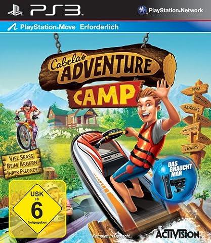 Cabela's Adventure Camp (Move) - [PlayStation 3]
