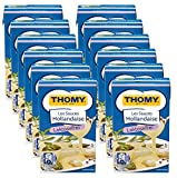 Thomy Les Sauces Hollandaise Laktosefrei, 12er Pack (12 x 250ml)