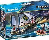PLAYMOBIL Pirates - Carabela, A partir de 4 Años (70412)