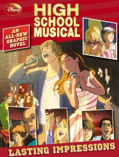 Disney High School Musical: The Graphic Novel by Disney Book Group (2008) Paperback