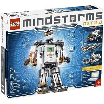 LEGO 8547: Mindstorms NXT 2.0: Robot