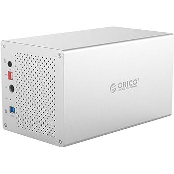 Silverstone SST-TS231U-C Dual Bay 3.5in SATA HDD USB 3.1 RAID Storage Enclosure