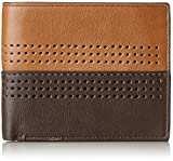 Fossil Herren Geldbörse– Cody RFID Bifold, Braun (Brown), 9.5299999999999994x1.91x11.43 cm