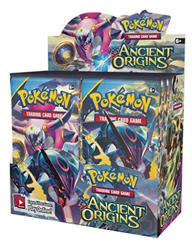 Pokemon XY7 Ancient Origins Booster Box: 36 Packungen = 360 Zusätzliche Karten für Pokemon TCG (Englisch)