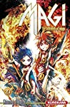 Magi - The Labyrinth of Magic Edition simple Tome 27