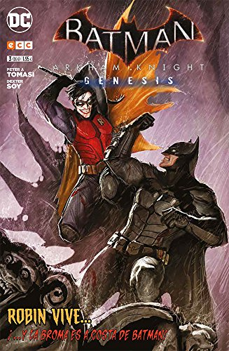 Descargar Libro BATMAN: ARKHAM KNIGHT – GENESIS 3 (Batman: Arkham Knight - Génesis) de Peter Tomasi