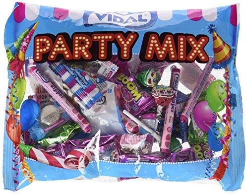 Surtido de golosinas Vidal Party Mix 400g por sólo 3,78€