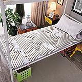 xiaojian& Student Schlafsaal Single Bettmatratze Pad Tatami Matratze, Little Cute, 0.9m*2.0m (3 Feet) Bed