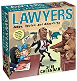 Lawyers 2019 Calendar: Jokes, Quotes, and Anecdotes
