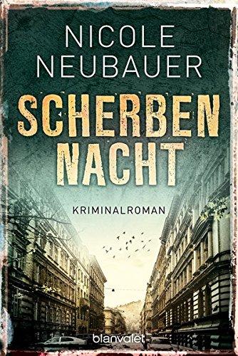 Buchseite und Rezensionen zu 'Scherbennacht' von Nicole Neubauer