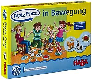 Haba - Juego de tablero, 1 a 4 jugadores (versión en alemán)