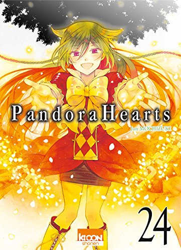Pandora Hearts Edition simple Tome 24