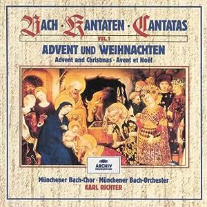 Kantaten Vol.1: 14 Advent und Weihnachtsk