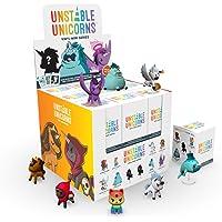TeeTurtle | Unstable Unicorns: Mini scatola blindata in vinile