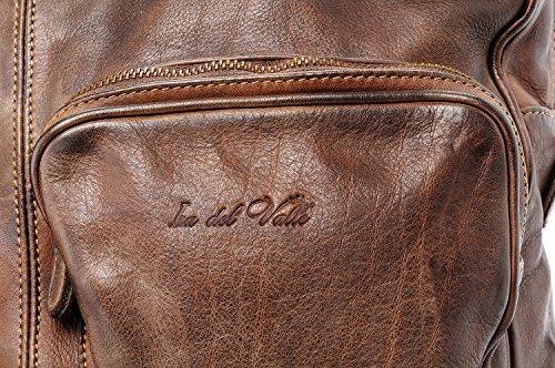 California bag vintage Brun Foncé