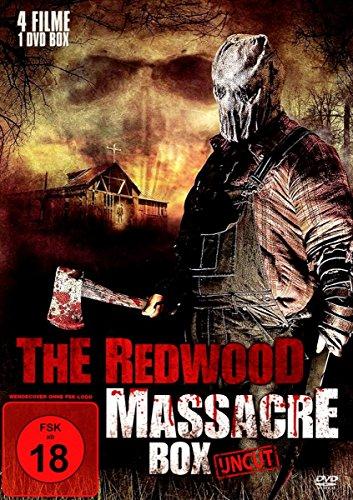 Redwood Box (The Redwood Massacre Box (4 Filme-Edition))