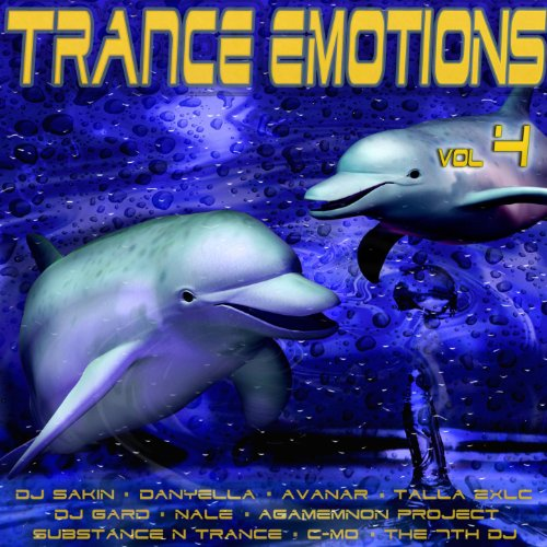 Trance Emotions (Vol. 4 - Best Of Melodic Dance & Dream Techno)