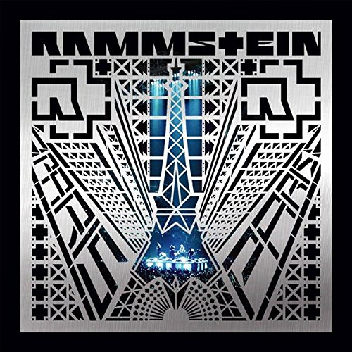 RAMMSTEIN: Paris (Coffret 2 CD + Blu-Ray)
