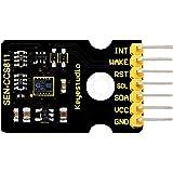 KEYESTUDIO CCS811 NTC CO2 eCO2 TVOC Air Quality Sensor for Arduino, Carbon Monoxide CO VOCs Air Quality Numeric Gas Sensor: d
