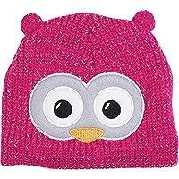Regatta Great Outdoors Childrens/Kids Viva Winter Animal Design Beanie Hat (1-2 Years) (Jem)