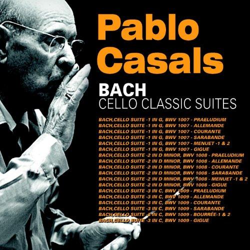 Suite For Cello No.2 In D Minor, BMV 1008: 1. Präludium